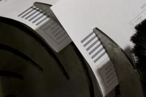 3461 Printing Envelopes
