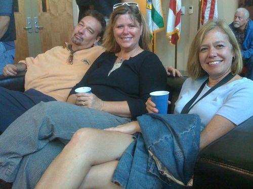 Steve & Anita Baldauf, Karyn Kozo