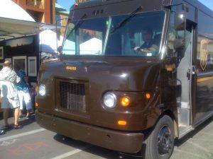 UPS Truck at Tempe