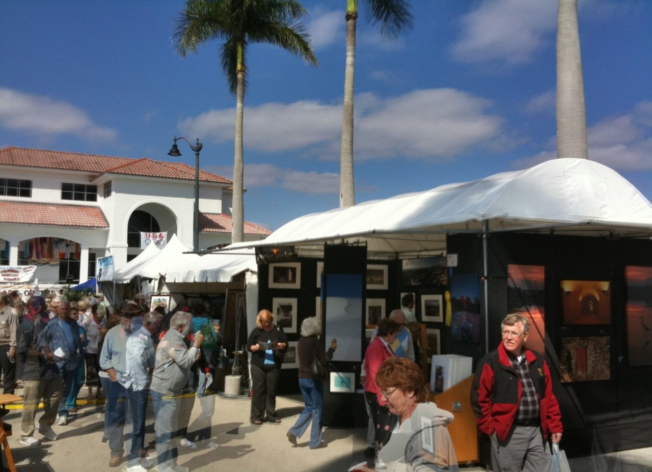 Some thoughts from ArtFest Fort Myers