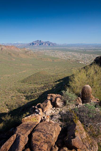 Pass Mountain Peak