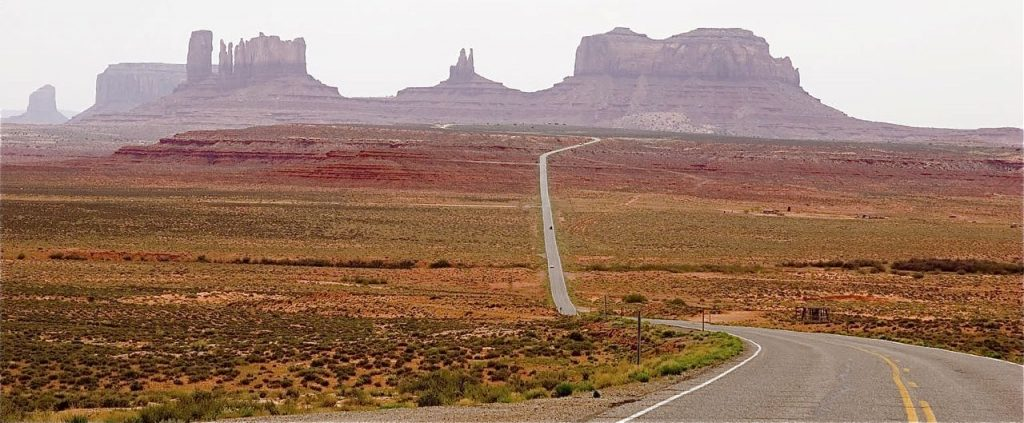 Monument Valley, Highway