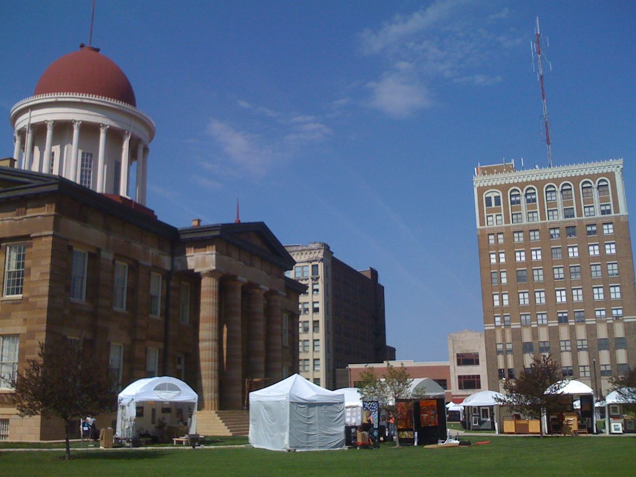 Old Capitol Art Fair, Springfield IL