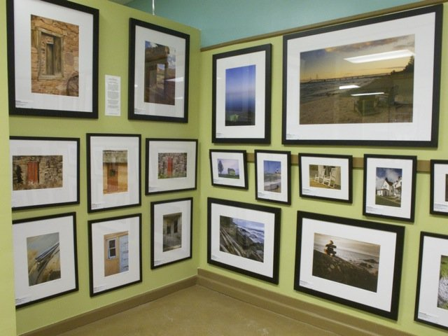 James Parker photographs at Yellow Door