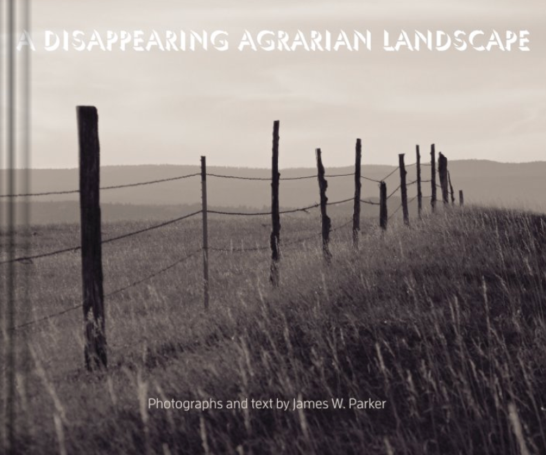 "The first edition of the ""Disappearing Agrarian Landscapes"" book has arrived!"