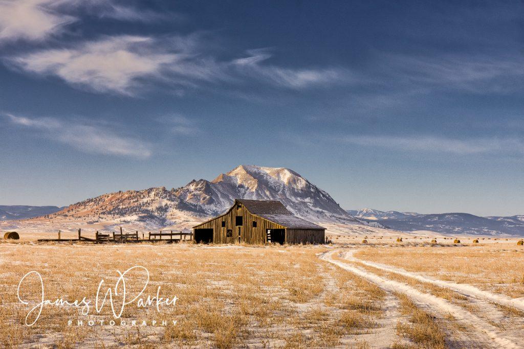 western style barn