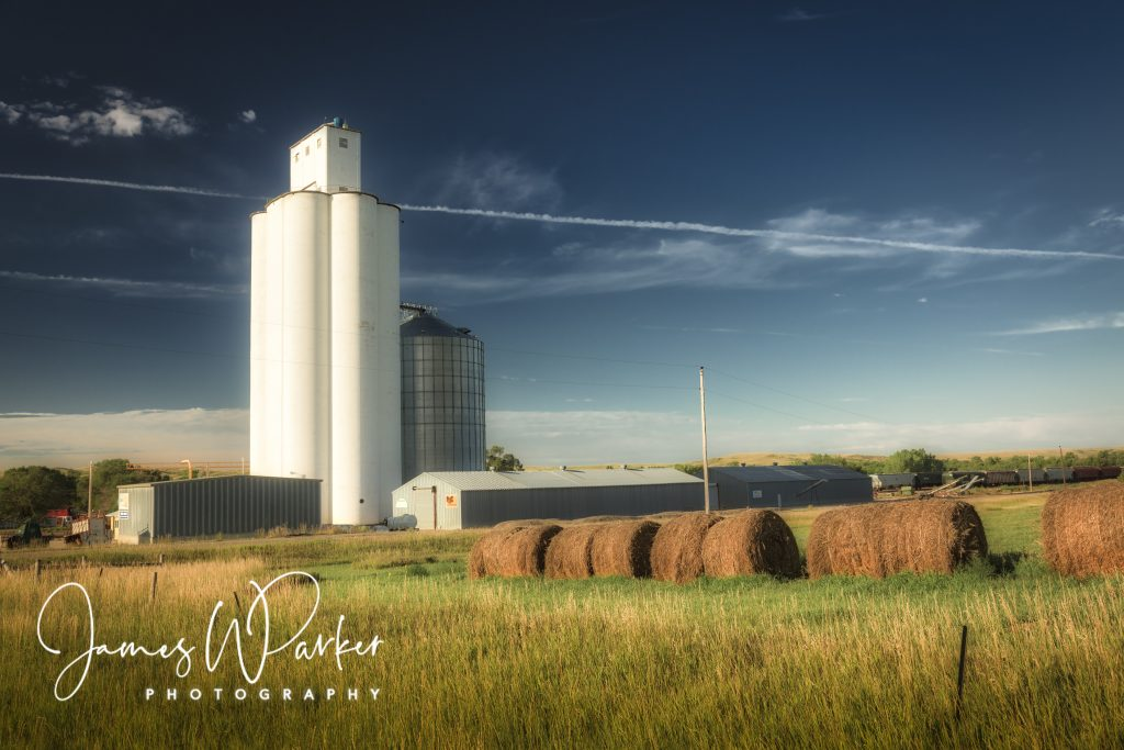 dakota grain elevator